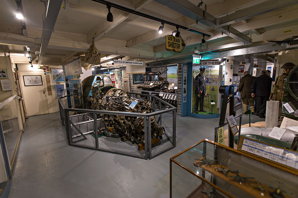 TANGMERE MILITARY AVIATION MUSEUM - Dextra Group