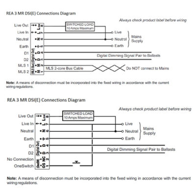REA3-MR-DSI(E)-BUS-Wiring-Diagram