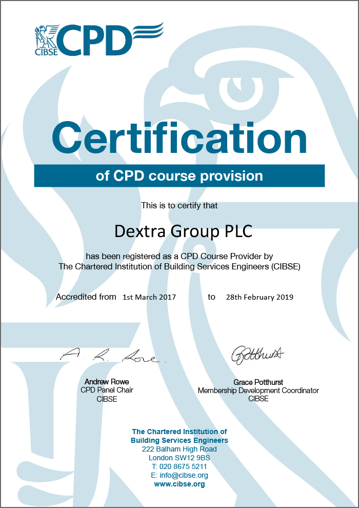 Dextra Group Plc Now A Certified Cpd Course Provider Dextra Group